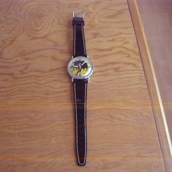 Batman watch 1978 - Wristwatches
