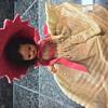 Beautiful antique doll
