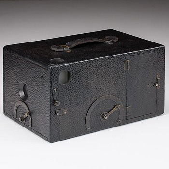The P.D.Q Detective Camera (E. & H.T. Anthony), 1890-91 - Cameras