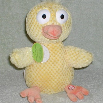 "Hallmark ""Wacky Doodle Dandy"" Plush Toy Duck - Toys"