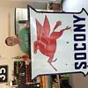 Socony sign