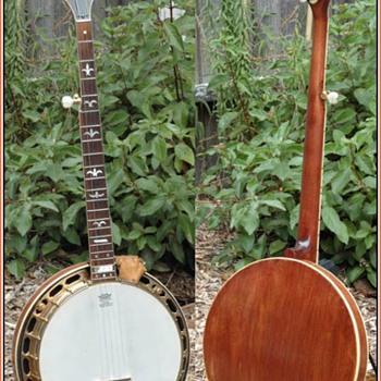 1933 Gibson RB-1 / Mastertone Banjo