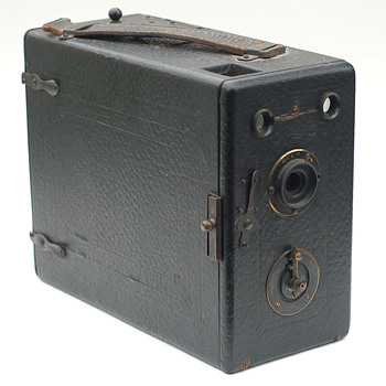 Griffiths camera, unknown model - Cameras