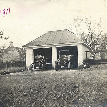 "Grand Pa,, Garage""1911"" - Photographs"