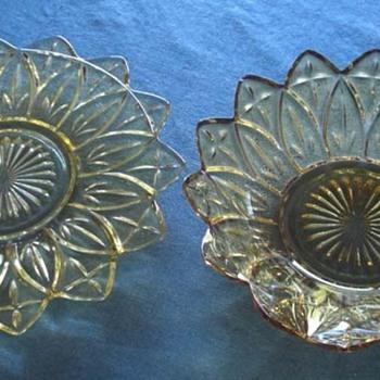 crystal bowl - Glassware