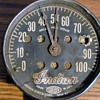 !940s Indian speedometer