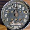 !940s Indian speedometer