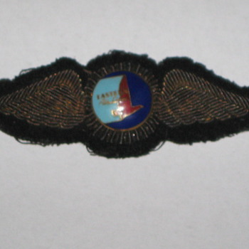 EASTERN AIRLINES BULLION PATCH - Advertising