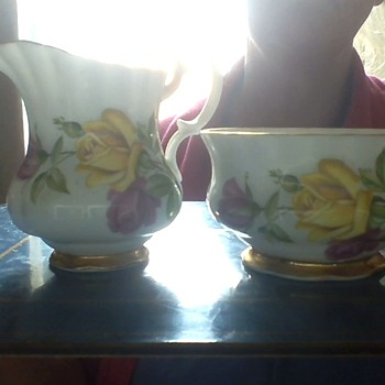 My favourite set of china