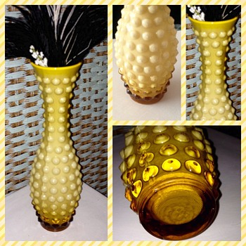 "My ""Dalek"" Vase. Do Not Exterminate!! - Art Glass"