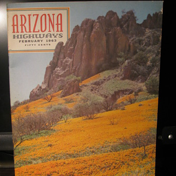1963 Arizona Highways