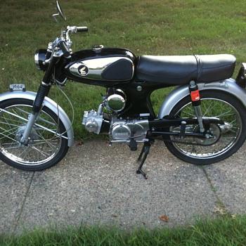 Honda 1964 S90