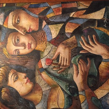 W. Mirkin Paintings - Visual Art