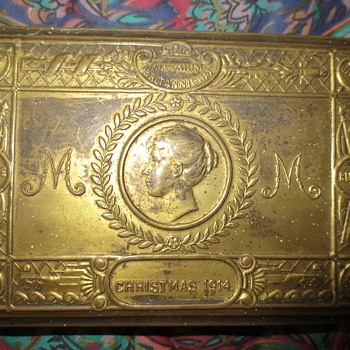 1914 tin - Military and Wartime