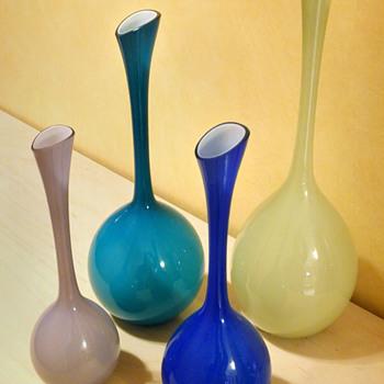Gunnar Ander, Lindshammar 1950s. - Art Glass