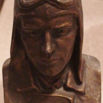 Lindy Bank/Bust 1928 Charles Lindbergh