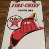 FINALLY!!!  got my &quot;baby sized&quot; Texaco Fire Chief sign
