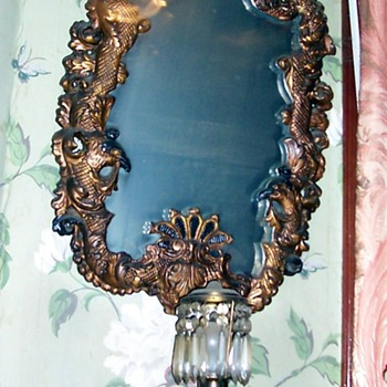 Pair of  wall mirrors - Furniture