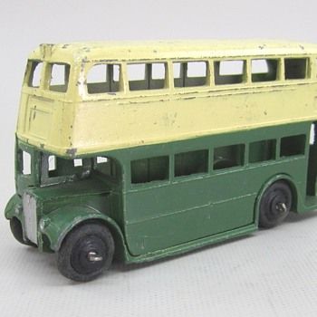 Dinky Double Decker Bus
