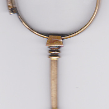 lorgnette folding spectacles german