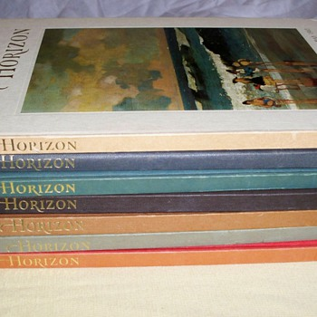 My Rare Out Of Print Horizon Magazine Collection - Paper