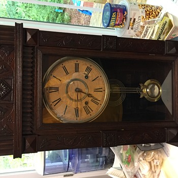 Wm. L Gilbert, General Mantel Clock, can't find it anywhere