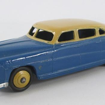 Dinky Hudson - Model Cars