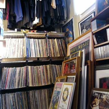 'Music Room' - Music Memorabilia