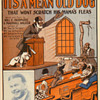 "MORE BLACK DEACONS SHEET MUSIC"",OLD DOG WON'T SCRATCH HIS MAMA'S FLEAS""!& ""GET 'EM  IN DE NATCHUL WAY"" (HENS)"