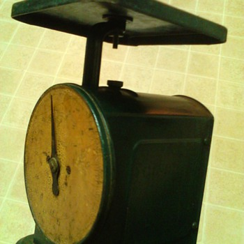 Gimbel Bro. Philadelphia Scale