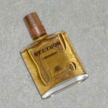 Stetson Original After Shave - Bottles