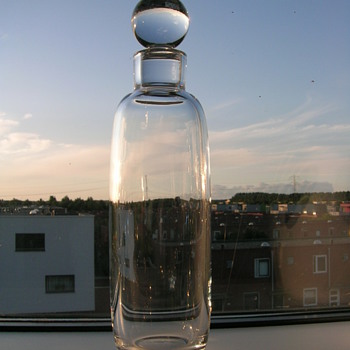 Peill decanter - Art Glass