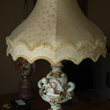 1800s to 1940s lamp not sure