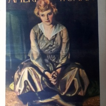 The American Woman - November 1917 - Paper
