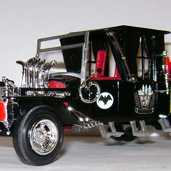 The Munster Koach - Model Cars