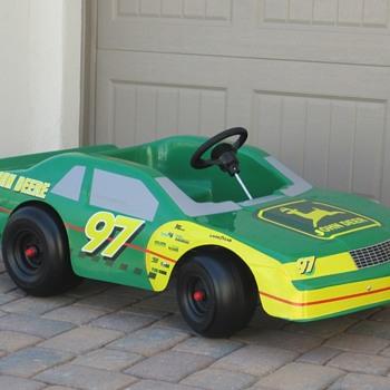 John Deere Nascar Pedal - Toys