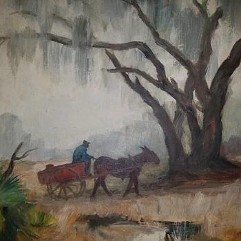 """The Way Home"" - Visual Art"
