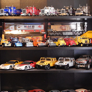 More photos of my diecast vehicle collection