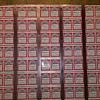 Budweiser steel precut can sheets. 12 oz , 35 cans per sheet