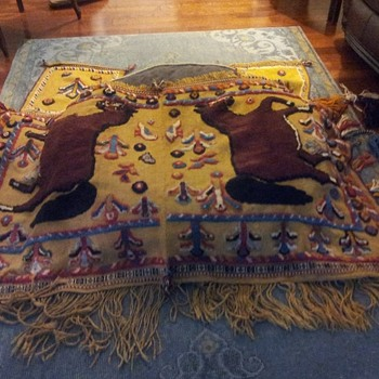 Horse Blanket - Andean?