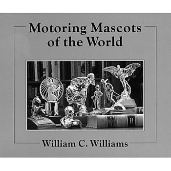 Books on Motoring Car Mascots ( Car Hood Ornaments ) - Books