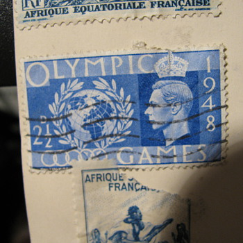 Old Stamps - Stamps