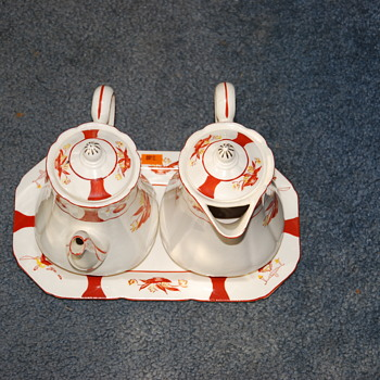 tea set - Asian
