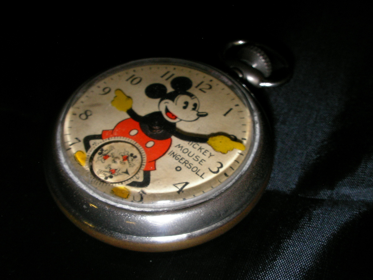 mickey mouse pocket collectors weekly