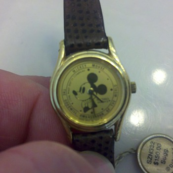 watch i found in my attic - Wristwatches
