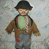 Emmet Kelly doll