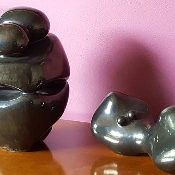Török János (László) ceramic