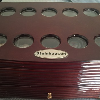 Steinhausen watch box with watches - Wristwatches
