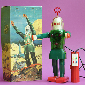 Astroman by Dux (1960) - Toys