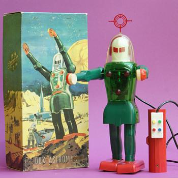 Astroman by Dux (1960)